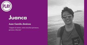 Soy Juan Camilo Jiménez, Juanca para los amigos